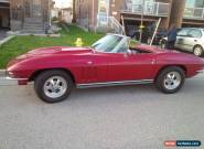 1965 Chevrolet Corvette CONVERTIBLE for Sale