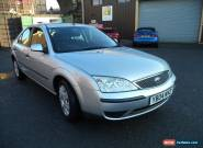FORD MONDEO 1.8LX 1 OWNER FROM NEW for Sale