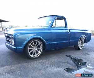 Classic 1968 Chevrolet C-10 Custom for Sale