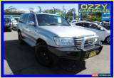 Classic 2005 Toyota Landcruiser HDJ100R GXL (4x4) Silver Automatic 5sp A Wagon for Sale