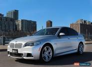 2011 BMW 5-Series 550i xDrive M Sport for Sale