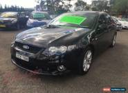 2010 Ford Falcon FG XR6 Black Automatic 5sp A Sedan for Sale