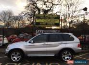 2003 03 BMW X5 2.9 D SPORT 5D AUTO 181 BHP DIESEL for Sale