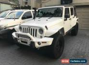 2014 Jeep Wrangler Unlimited JK MY13 Renegade Sport (4x4) White Automatic 5sp A for Sale