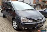 Classic ford galaxy 2.3 16v ghia 2005 manual 5 speed black  for Sale