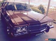 HZ HOLDEN KINGSWOOD SL 1978 (no time wasters please) for Sale