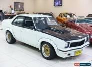 1977 Holden Torana LX SL/R White Automatic A Sedan for Sale