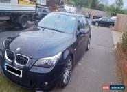 BMW 525d  M Sport Auto for Sale