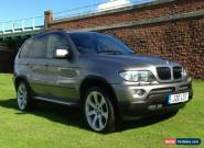 BMW X5 3.0d Sport - Genuine Exclusive edition. for Sale