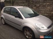 2006 (56) Ford Fiesta Ghia - Full Leather - 11 Months MOT for Sale