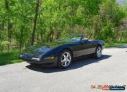 1993 Chevrolet Corvette 2 DOOR CONVERTIBLE for Sale