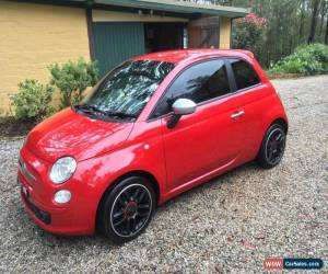 Classic Fiat 500 Rockstar Twin air  for Sale