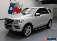 2015 Mercedes-Benz M-Class Base Sport Utility 4-Door for Sale