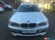 BMW 325CI, FULLY M SPORT, FULLY LOADED, FULL SERVICE HISTORY, FULL LEATHER. for Sale