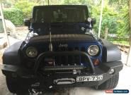 Jeep Wrangler Sport for Sale
