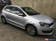 2011 Volkswagen Polo 1.4 SE 3 Door for Sale