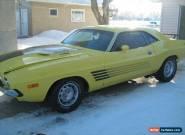 1974 Dodge Challenger CHALLENGER for Sale