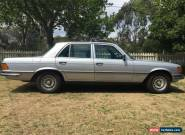 Mercedes Benz 280se 2 Owners 6 cylinder for Sale