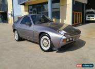 1985 Porsche 928 S Grey Automatic 4sp A Coupe for Sale