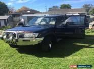 2003 GUII ST Nissan Patrol 3.0L TDI for Sale