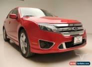 2010 Ford Fusion Sport Sedan 4-Door for Sale