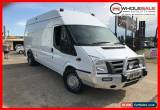 Classic 2011 Ford Transit VM Van High Roof 4dr Man 6sp, 2197kg 2.4DT (Jumbo4.5T) White for Sale