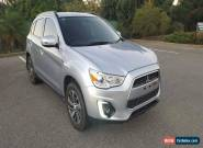 2014 MITSUBISHI ASX LS XB Auto 2WD MY15 WAGON EXPORT FARM HAIL DAMAGED for Sale