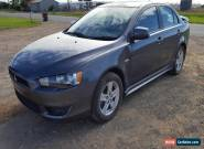 2008 MITSUBISHI LANCER CJ VR SEDAN LIGHT DAMAGED REPAIRABLE DRIVES REPAIR for Sale