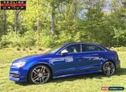 2015 Audi S3 Base Sedan 4-Door for Sale