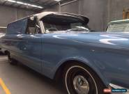 1965 FORD XP RARE AUTOMATIC PANEL-VAN ! IMMACULATE CONDITION INSIDE AND OUT for Sale