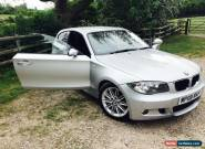 bmw 1 series 120d m sport *FULL SERVICE HISTORY*SUPURB CONDITION for Sale