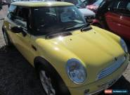 2002 MINI Hatch 1.6 Cooper 3dr for Sale