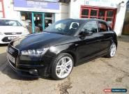 Audi A1 1.4 TFSI 5Dr Sportback S Line PETROL for Sale