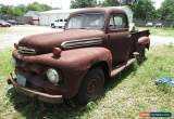 Classic 1951 Ford Other Pickups F2 for Sale