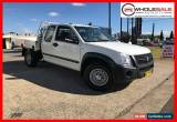 Classic 2008 Holden Rodeo ra my08 lx cab chassis space cab extended cab manual 3.6L (2 for Sale