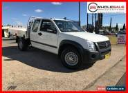 2008 Holden Rodeo ra my08 lx cab chassis space cab extended cab manual 3.6L (2 for Sale
