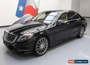 2015 Mercedes-Benz S-Class Base Sedan 4-Door for Sale