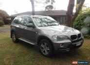BMW X5 Xdrive 30d (2010) 4D Wagon Automatic (3L - Diesel Turbo F/INJ) 7 Seats for Sale
