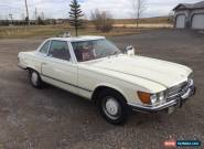 Mercedes-Benz: SL-Class 350 SL CONVERTIBLE for Sale