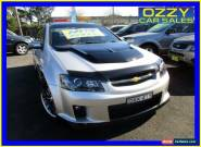 2008 Holden Commodore VE MY08 SS Silver Automatic 6sp A Sedan for Sale