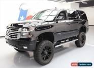 2015 Chevrolet Tahoe LT Sport Utility 4-Door for Sale