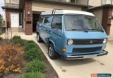 Classic Volkswagen: Bus/Vanagon for Sale