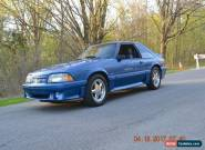 1989 Ford Mustang 2 DOOR HATCHBACK for Sale