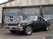 1971 Chevrolet Nova V8 Auto PS Air Cond suit Chevelle Camaro Impala Mustang for Sale