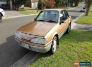 JE SLE Holden Camira 1987 for Sale