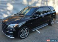 2012 Mercedes-Benz M-Class AMG V8 BITURBO PERFORMANCE PACKAGE for Sale