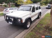 Nissan Patrol Gq 1989 Automatic for Sale