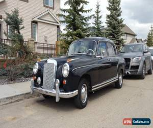Classic Mercedes-Benz: 200-Series 220 s for Sale