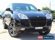 2005 Porsche Cayenne Turbo Black Automatic 6sp A Wagon for Sale