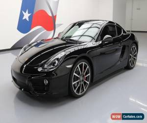 Classic 2014 Porsche Cayman S Coupe 2-Door for Sale
